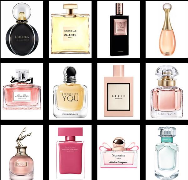 """香水""""奥斯卡""""新鲜出炉:Chloé和Dior霸占男女香榜首"""