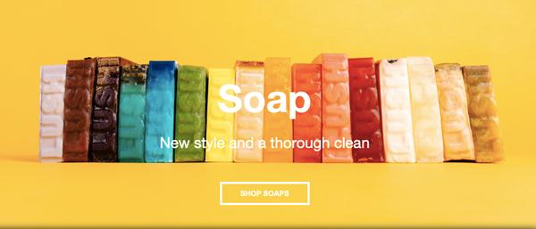 疫情倒逼SKU精简,LUSH将停止生产150多种产品