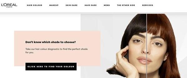欧莱雅与谷歌合作:用谷歌搜索美容产品可提供虚拟试妆服务