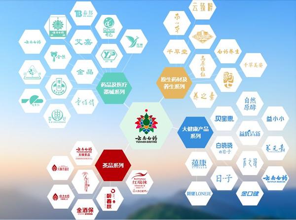 云南白药集团公司旗下子公司已成立化妆品公司进军化妆品领域
