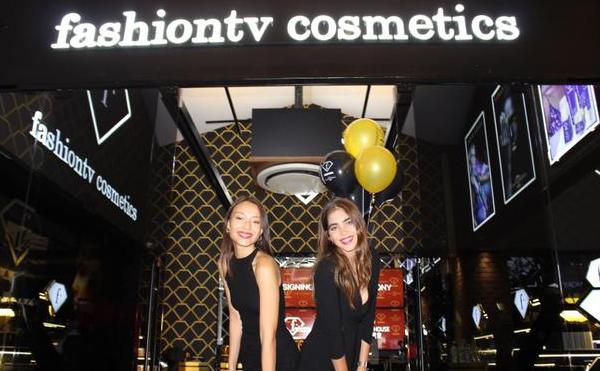 法国时尚巨头FashionTV旗下化妆品登陆中国市场