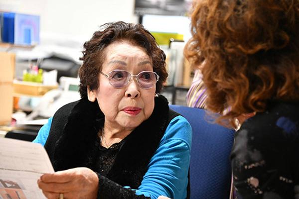 最高龄的美容顾问 99岁还在卖化妆品
