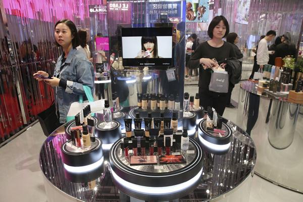 法国化妆品将有机会在中国更快上市,无需动物试验