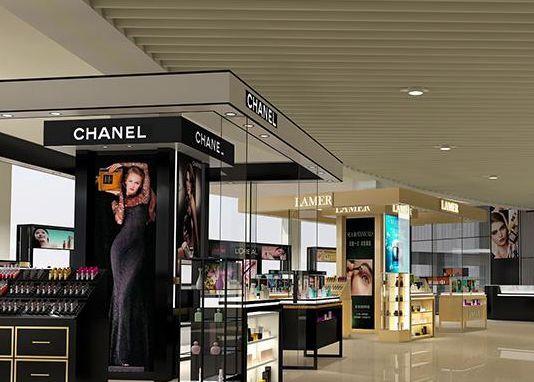 化妆品在7天内销量达到15亿美元,成为海南免税店年度销售额最高的类别