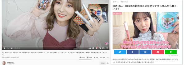 出海一年夺下销冠,ZEESEA滋色凭什么纵横日本彩妆赛道?