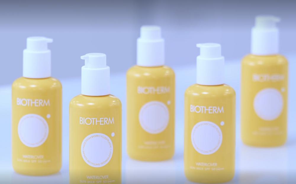 欧莱雅集团推出第一个完全由回收塑料制作的化妆品包装瓶