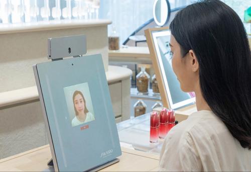资生堂旗下品牌 SHISEIDO 将在全球推出智能测肤服务